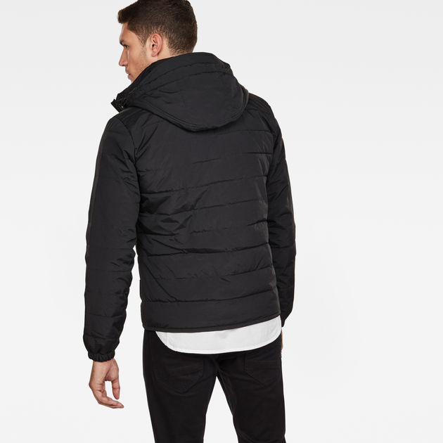 Attacc Quilted Hooded Jacket
