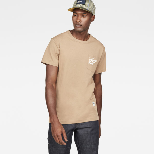 f0da53ab15 Graphic 5 Pocket T-Shirt