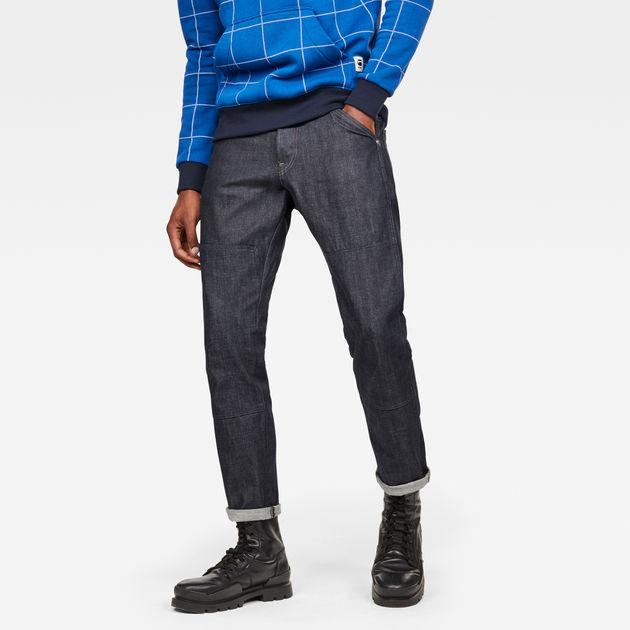 e1db456e22f Faeroes Straight Tapered Jeans | Raw Denim | Men | G-Star RAW®