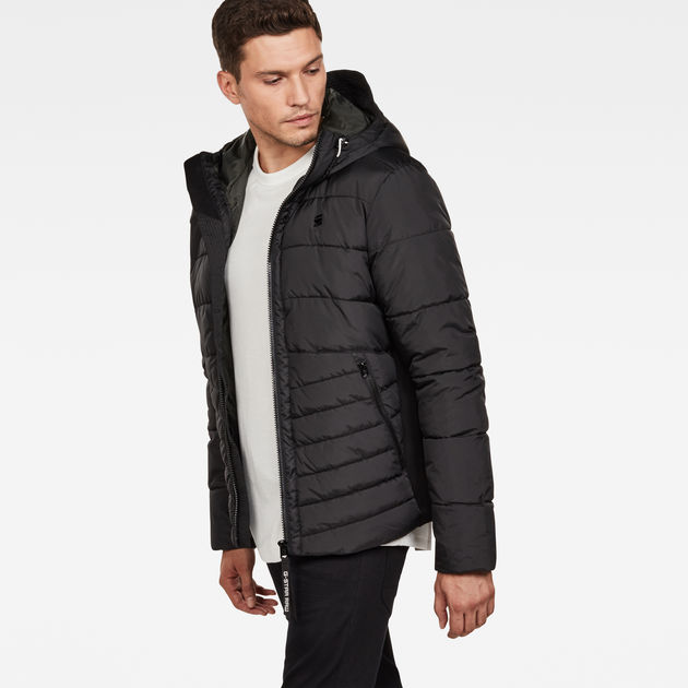 G Star Motac padded jacket in black