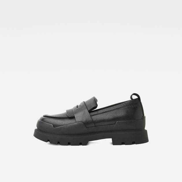 G Star Loafers Rackam Black