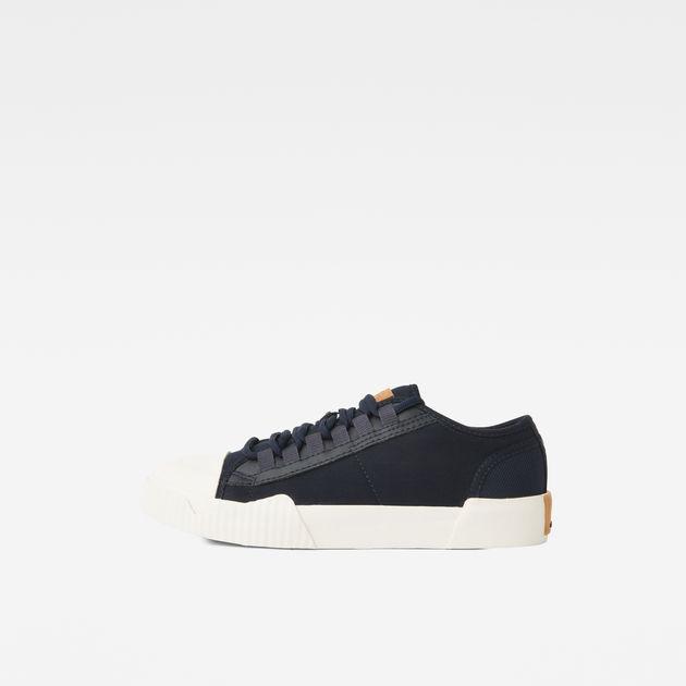 Rackam Scuba Sneakers   Dark Saru Blue