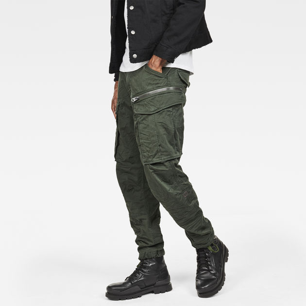 c7844eac82f Rovic Zip 3D Straight Tapered Pants | G-Star RAW®