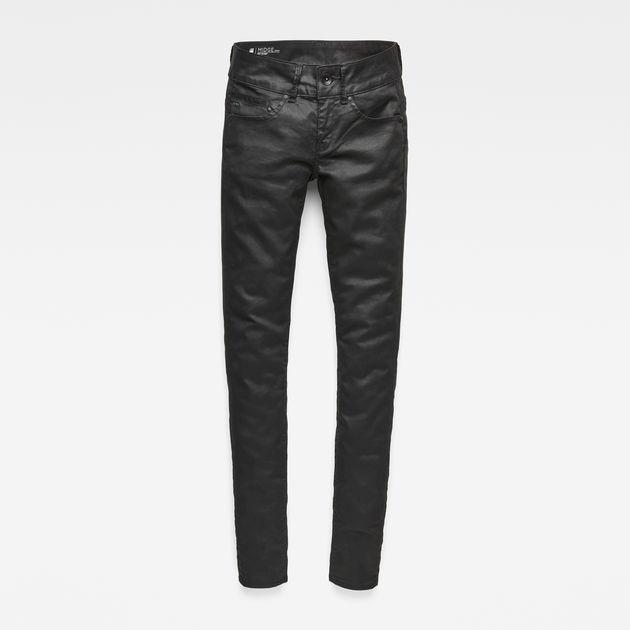 G-Star Damen Jeans Midge Skinny
