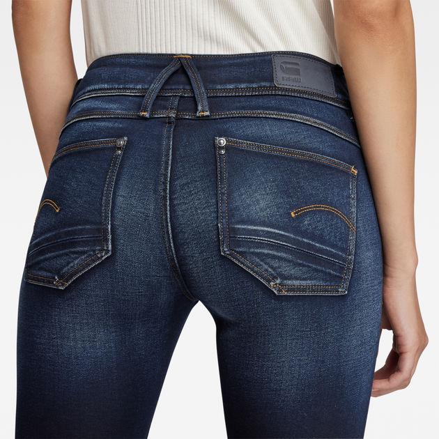 wholesale dealer f78d9 9d289 Lynn Mid Waist Skinny Jeans