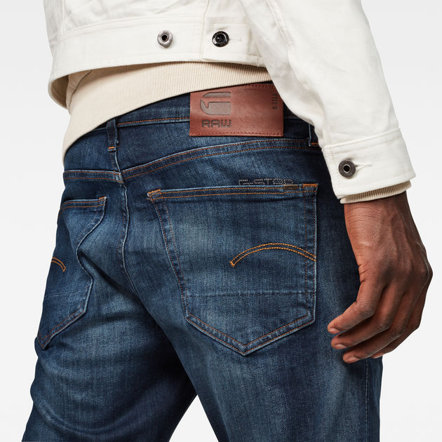 G-STAR RAW 3301 Slim Jeans Uomo