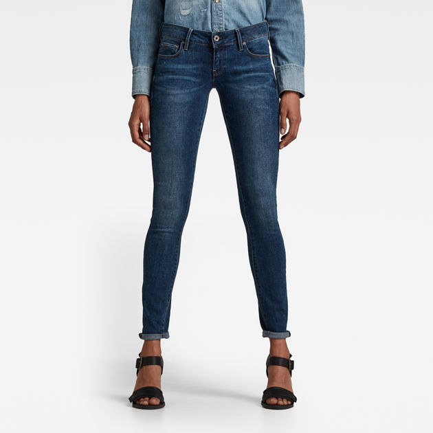 wholesale dealer 1fb51 ced6b 3301 Low Waist Skinny Jeans