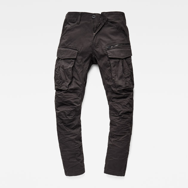 5dffeeb2b620 Rovic Zip 3D Straight Tapered Pants