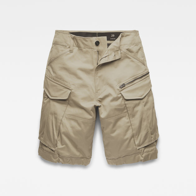 05fa18d47d Rovic Zip Relaxed Short | Dune | Men | G-Star RAW®