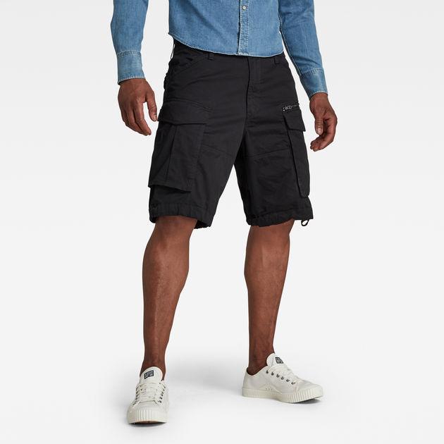 Ubrugte Rovic Relaxed Short | Black | Men | G-Star RAW® SJ-91