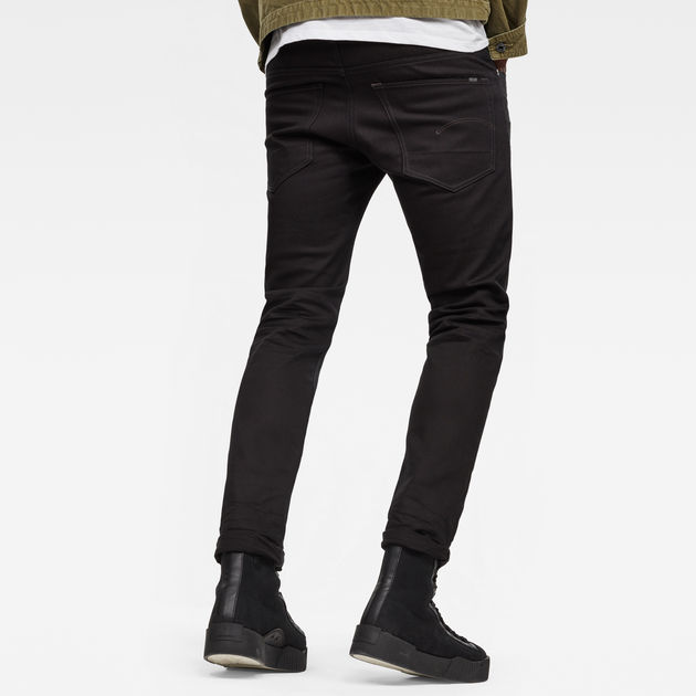 G Star RAW 3301 slim fit jeans met strech