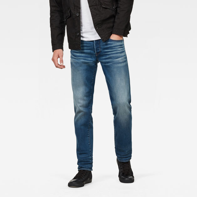 22d5142cb804 3301 Straight Jeans