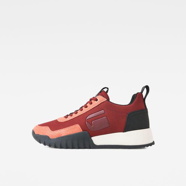 Rackam Rovic Sneakers | Bright Russet