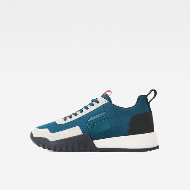 Rackam Rovic Sneakers   Bright Billet