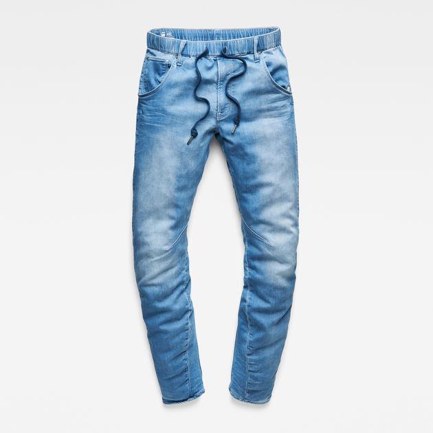 19d9c18592f Arc 3D Sport Tapered Pants | Medium Indigo Aged | G-Star RAW®