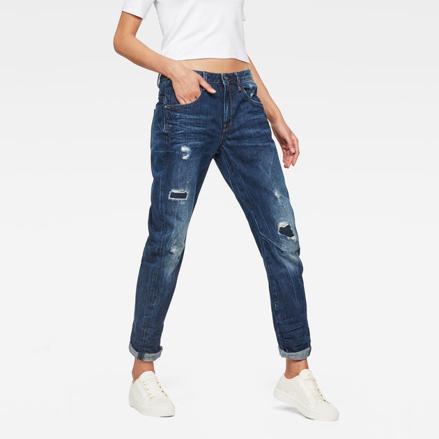 55494004dd0de8 Arc 3D Low Waist Boyfriend Jeans | G-Star RAW®