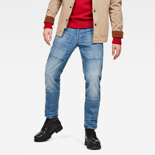 3d44e348 Faeroes Classic Straight Tapered Pants | Light Aged | G-Star RAW®