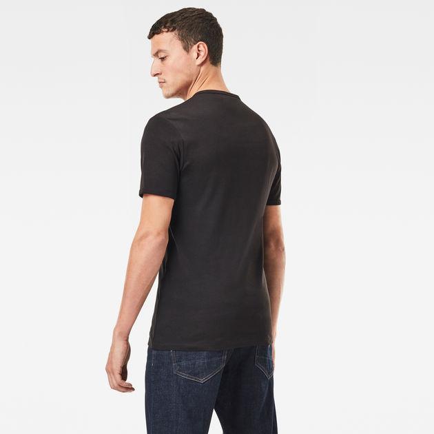 0eb033b19 Basic V-Neck T-Shirt 2-Pack