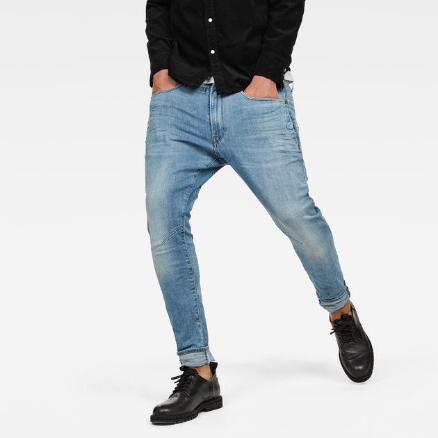 G-STAR RAW D-Staq 3D Slim Jeans Uomo