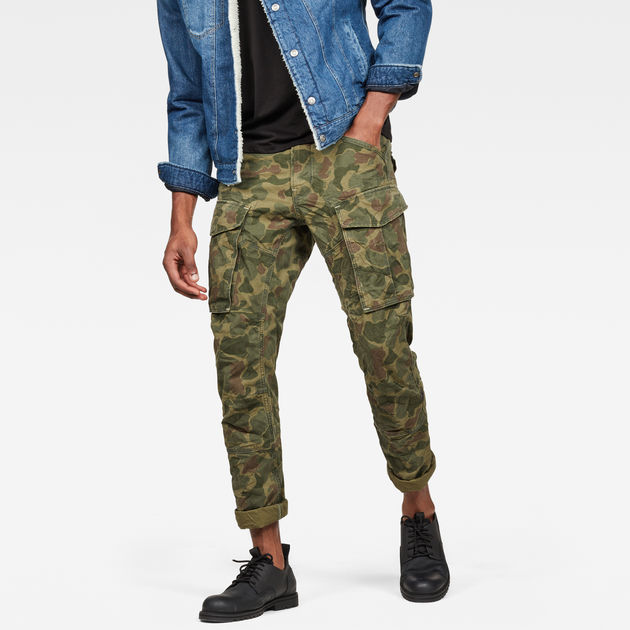 great discount select for authentic reasonable price Rovic 3D Straight Tapered Trousers