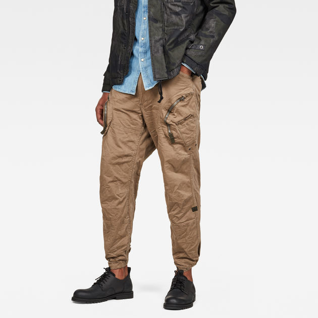 diversified latest designs promotion luxury fashion Rovic 3D Airforce Relaxed Trousers