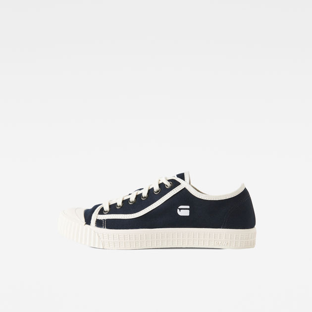 Rovulc HB Low Sneakers   Dark Navy   G