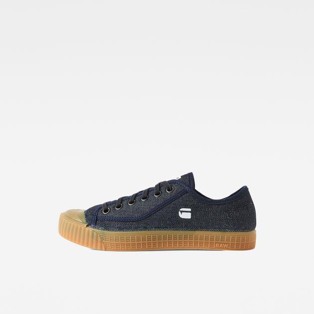 Rovulc Roel Low Sneakers | Dark Navy