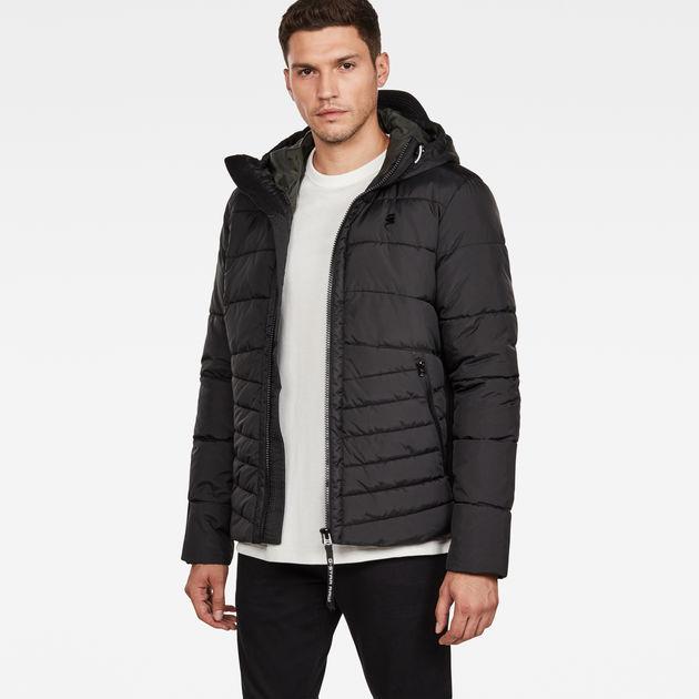 Motac Quilted Hooded Jacket