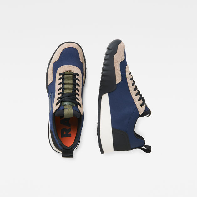 Rackam Rovic Sneakers   Servant Blue
