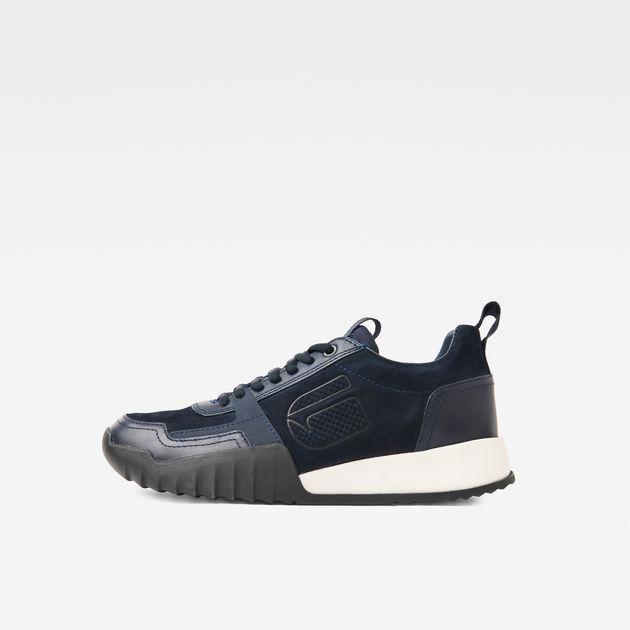 Rackam Rovic Premium Sneakers | Dark