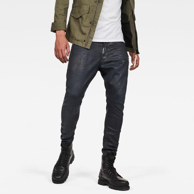ed607328 D-Staq 3D Slim Jeans | Dark Aged Waxed Cobler | Men | G-Star RAW®