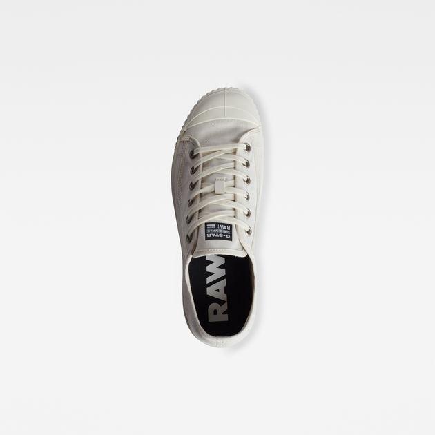 Rovulc Denim Sneakers | White | G-Star RAW®