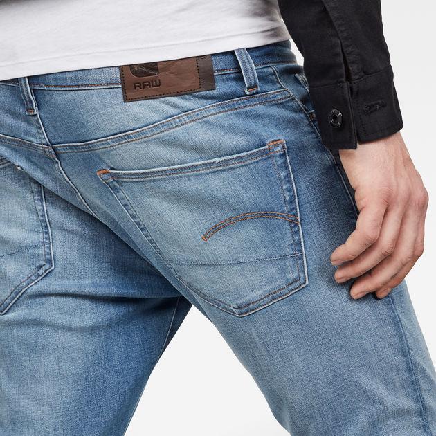 2eaf0c33e94 3301 Deconstructed Super Slim Jeans | G-Star RAW®
