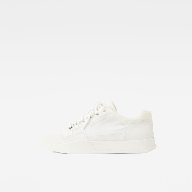 Rackam Vodan Low Sneakers | Milk | G