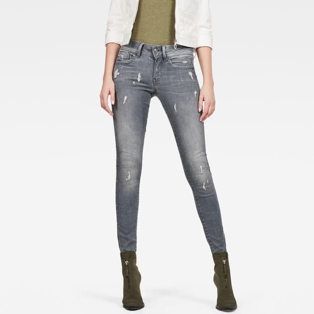 93806c4a33c Lynn Mid Waist Skinny Jeans | G-Star RAW®
