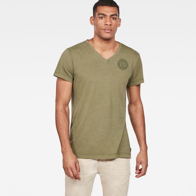 G Star RAW Graphic 18 T shirt