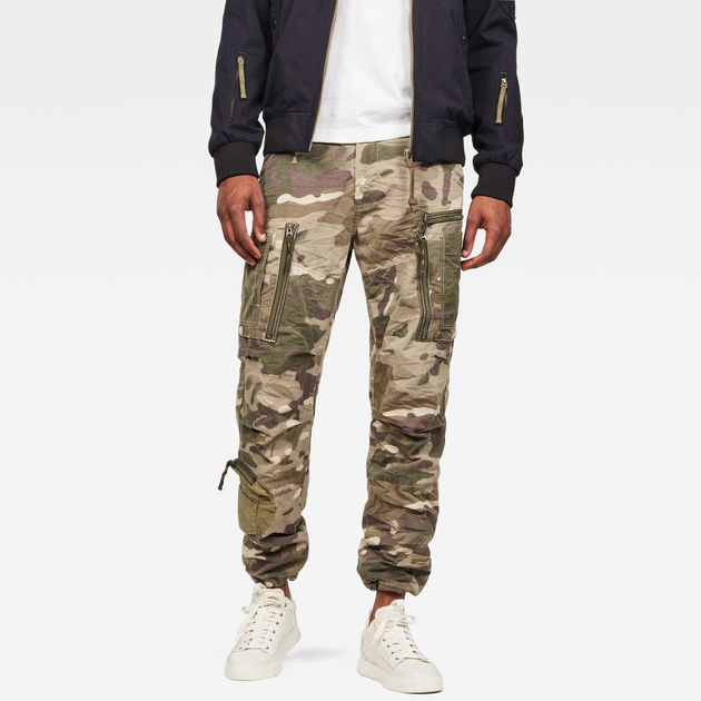 Arris Straight Tapered Pant