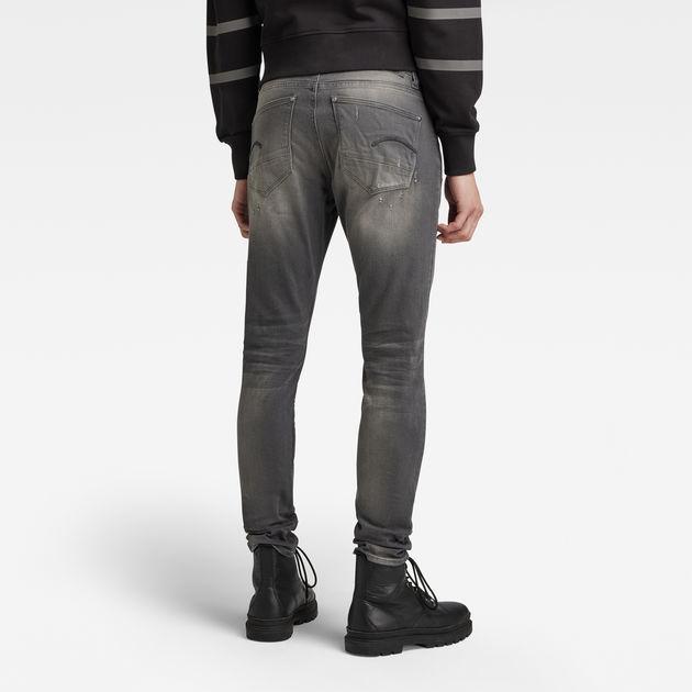 G-STAR RAW Herren Revend Skinny Jeans