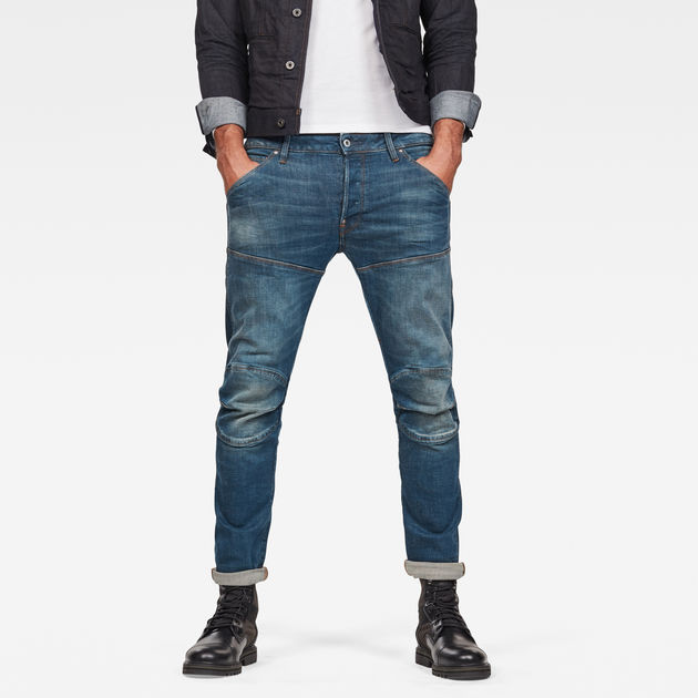 Pantalon Jeans G STAR RAW Skinny Elwood 3D Homme