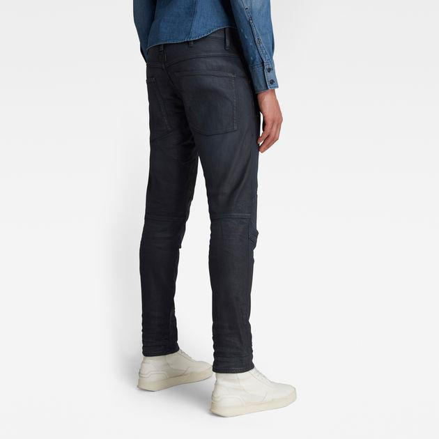 Heren THE SLIM JEANS jeansdonkerblauw