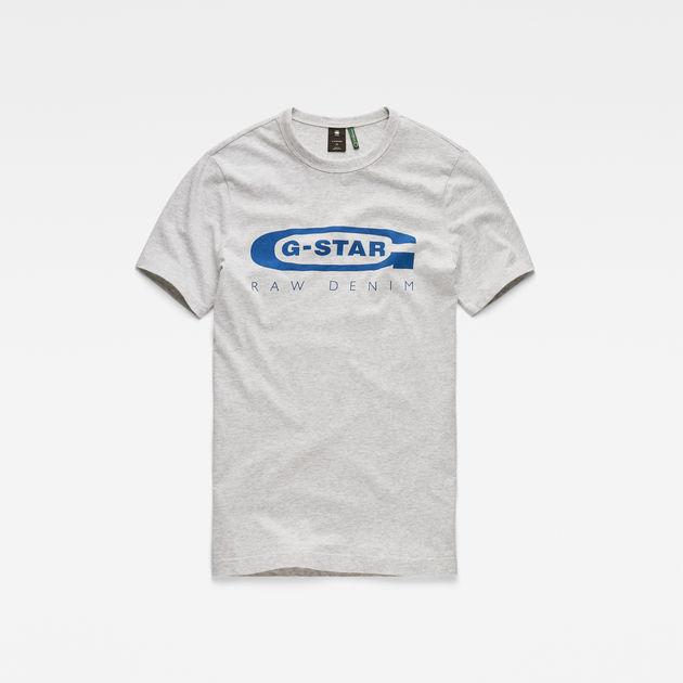 G-Star RAW Mens Graphic Logo 4 T-Shirt