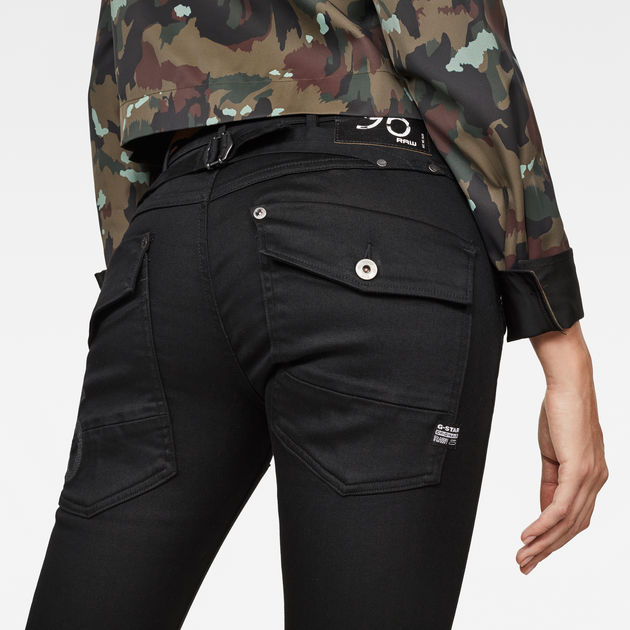 eb3dc11ca5c 5620 G-Star Elwood Heritage Embro Tapered Jeans   G-Star RAW®