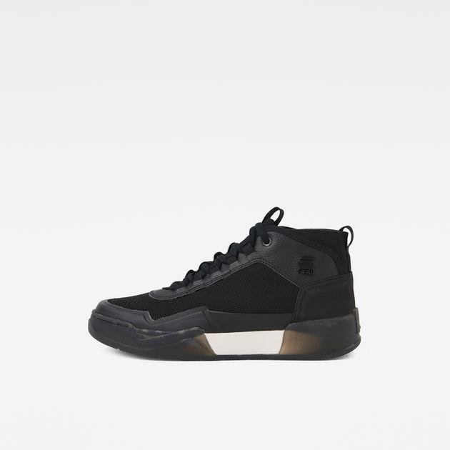 Rackam Graft Sneakers   Black   G-Star RAW®