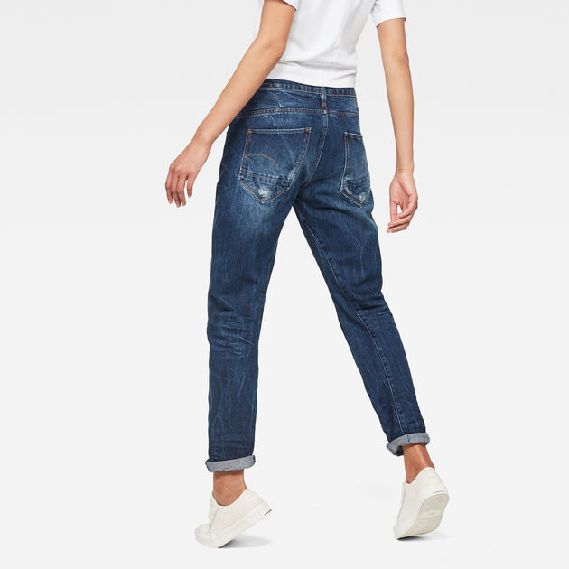 G-STAR RAW Arc 3D Low Boyfriend Wmn Jeans Donna