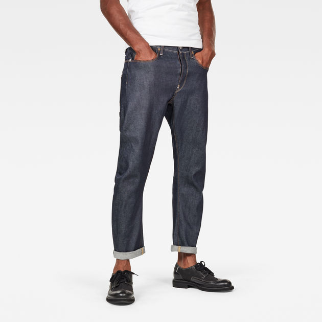 30 Years New York Raw Type C Tapered Jeans