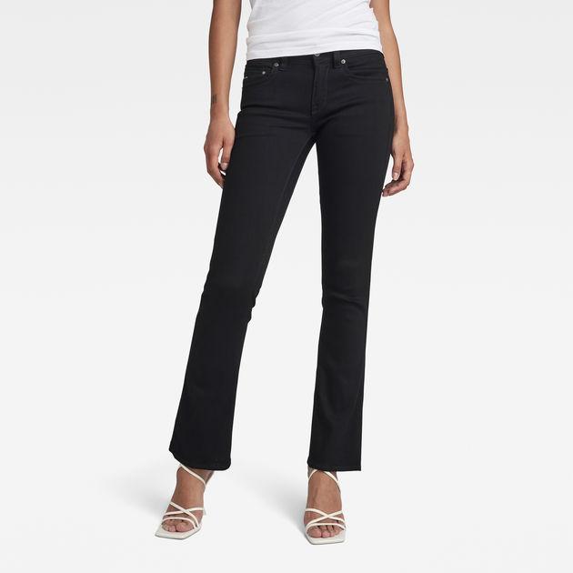 G STAR RAW 3301 Bootcut Jeans Femme