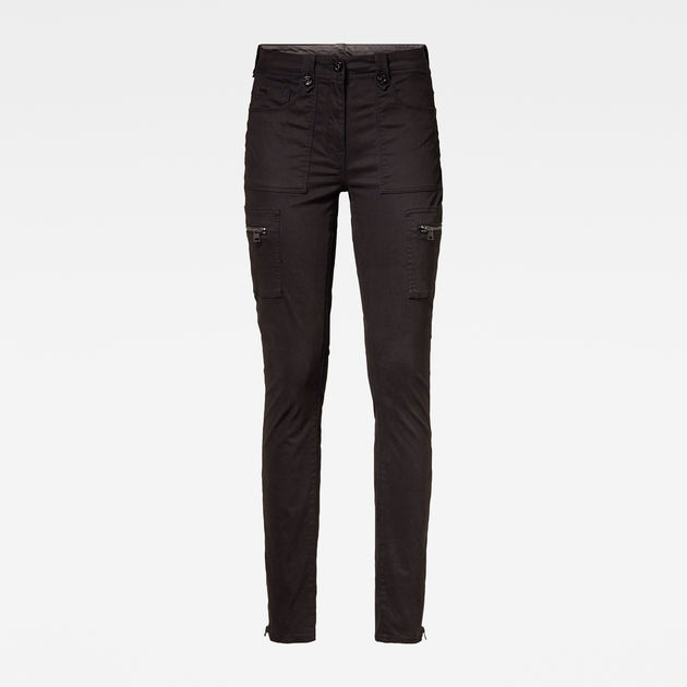 Kerf Cargo High Skinny Pant
