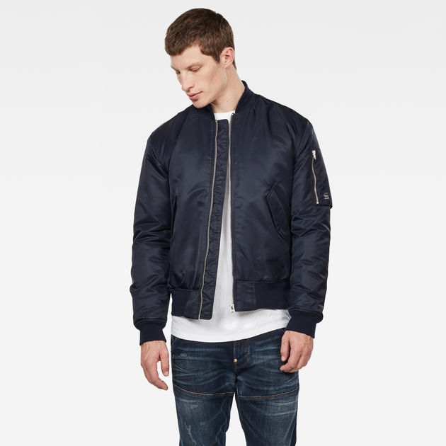 Bomber Vodan Quilted