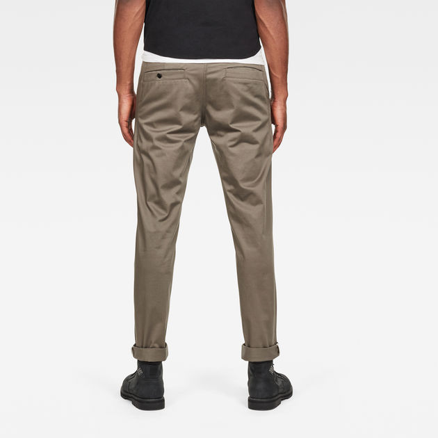 Jeans G STAR stretch coupe chino pour Homme