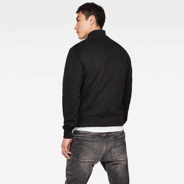G-STAR RAW Herren Bomber Zip Sweatshirt